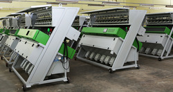 Plastic Color Sorter For Plastic Chips