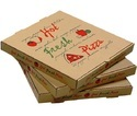 Paper Pizza Packaging Boxes