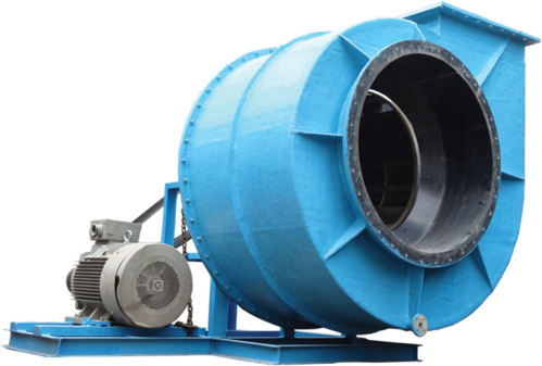 PP FRP Centrifugal Blowers