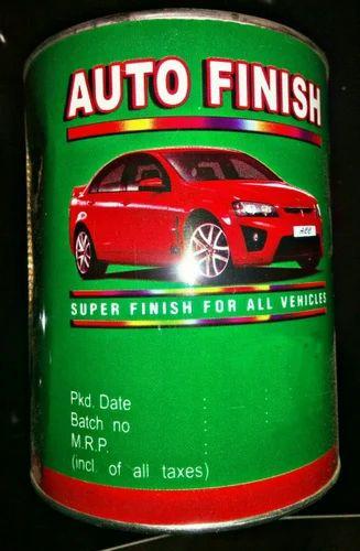 Acc Auto Finish Metallic Paint