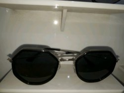 Goggles Man