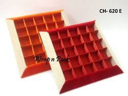 Wooden Platter for Chocolates