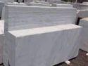White Grey Marble Slab
