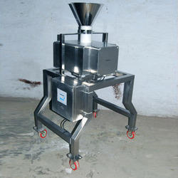 Gravity Feed Metal Detector