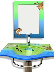 Design Glass Basin