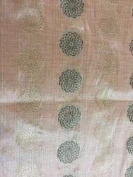 Mulberry Jacquard Chakra Fabric