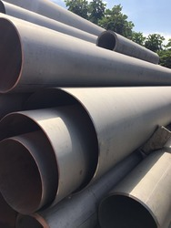 Seamless, Welded Super Duplex Steel UNS S32760 Pipes