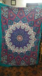 Indian Star Hippie Mandala Tapestry