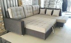 Sofa Cum Bed L.shape