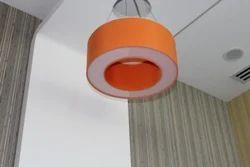 Donut Lamp