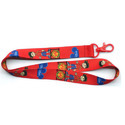 Multicolored Printed Lanyard Service