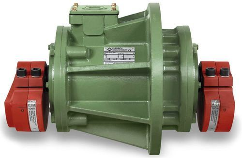 FF Type Flange Vibrator Motor - View Specifications