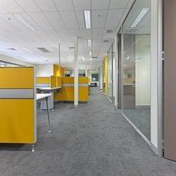 Commercial Carpet Flooring Service