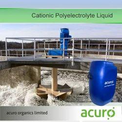 Cationic Polyelectrolyte Liquid