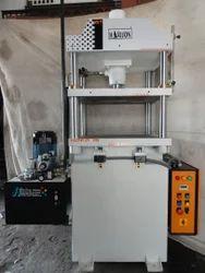 Harison Mild Steel High Precise Hydraulic Press Machine, For Industrial