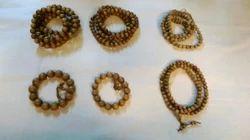 Tibet Buddhist Prayer Beads Round Sandalwood Beads