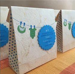 Baby Craft Paper Bag