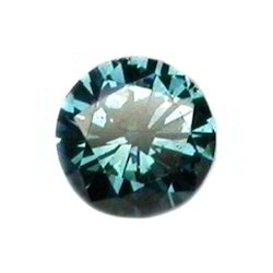 Real Blue Solitaire Diamond