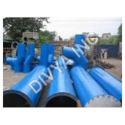 10 - 12 Inches Up To 6 Feet Industrial FRP Ducts, For Ducting