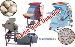 Garlic Breaking Machine