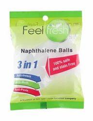 Naphthalene Balls (Feel Fresh)