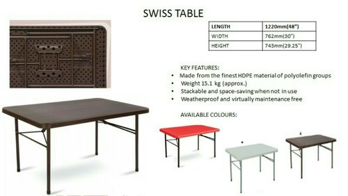 manufacturer of banquet table chair by basant steel industry