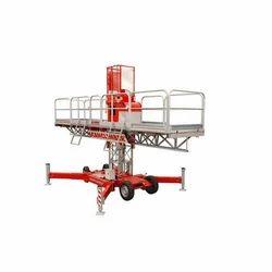 Mast Climber Working Platform