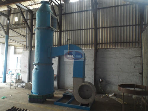 Chemical Factory Wet Scrubber - Sulfuric Acid Scrubber Manufacturer