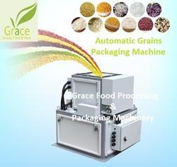 Automatic Grains VFFS Packaging Machine