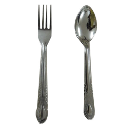 Stainless Steel Spoon And Fork China Dessert Spoon