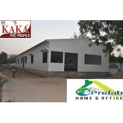 Prefabricated Ware House