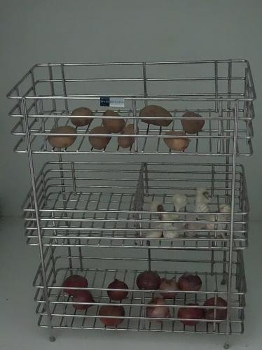 Onion And Potato Rack
