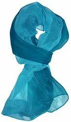1-2米雪纺普通阴影围巾