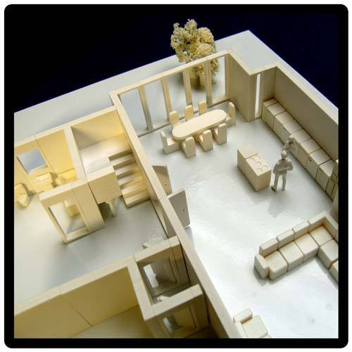 Barano Model Home Interior Design: Exhibition Models In Lower Parel, Mumbai