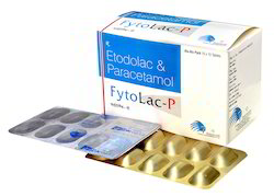 Etoricoxib 60 Mg  Paracetamol 325 Mg Tab