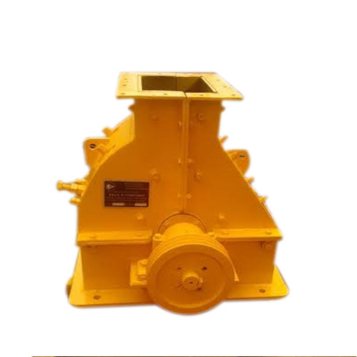 Portable Coal Crusher Machine