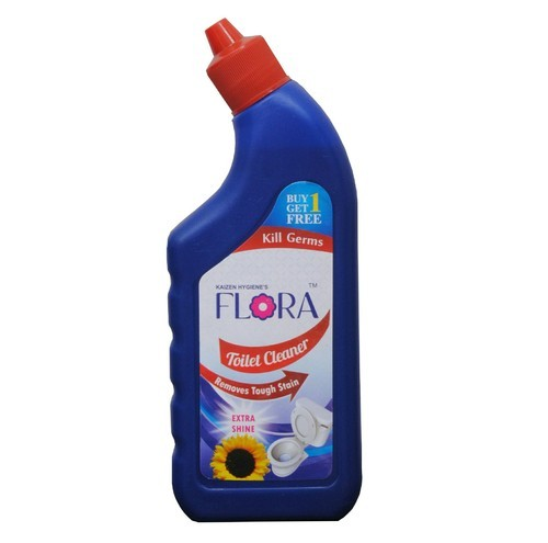 Flora New Concentrated Toilet Cleaner
