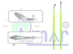 Ophthalmic Keratome Sharp Tip Blade