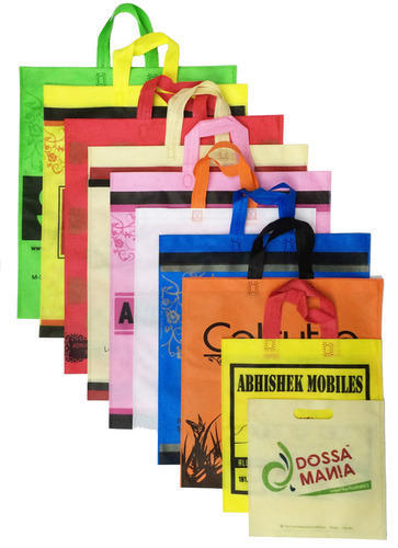 Popular Industries Printed Non Woven Bags