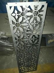 Stainless Steel Grills Stainless Steel Leser Cuttting Door Grill