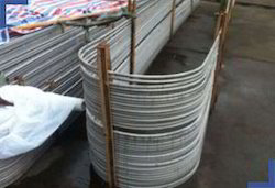 Stainless Steel 317 / 317L Seamless U Tubes