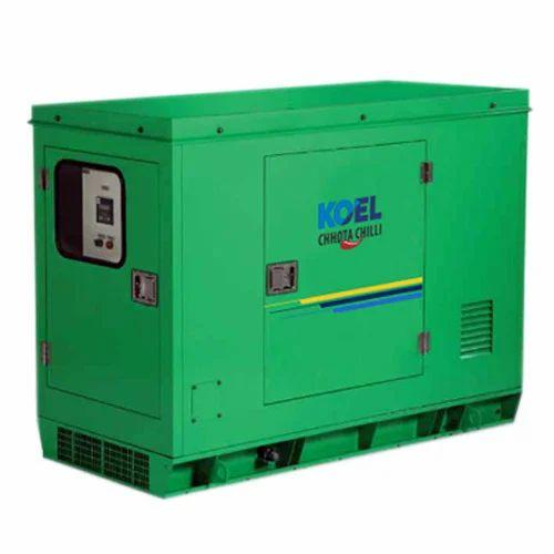 5 10 Kva Diesel Genset At Rs 240000 Piece S Diesel Generator Id 12874635448