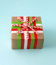 Festive Chocolate Gift Box