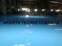 Industrial Epoxy Solvent Based Floor Coating Service