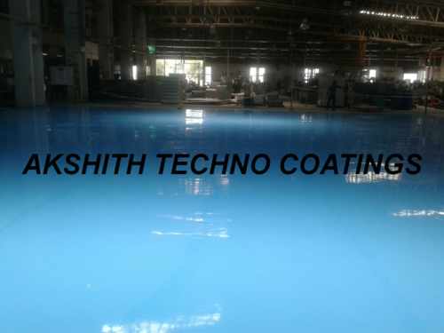 Industrial Epoxy Floor Coating Service In South India