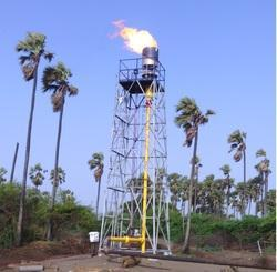 Biogas/ Waste Gas Flare