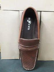 Half Leather Shoe