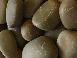 Natural Green River Pebble