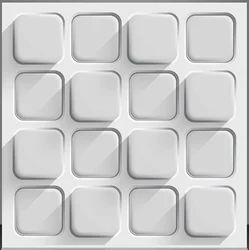 3D Vitrified Tiles