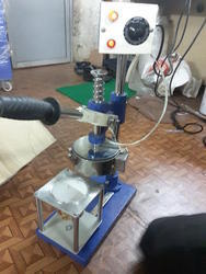 Manual Foil Sealing Machine